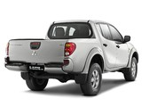 Photos of Mitsubishi L200 Triton HLS 2013