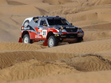 Pictures of Mitsubishi L200 Strakar Super Production Cross-Country Car 2003