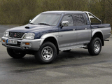 Pictures of Mitsubishi L200 American Sport 2 2003