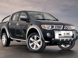 Pictures of Mitsubishi L200 Animal UK-spec 2006–10