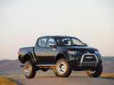 Pictures of Delta Tuning Mitsubishi L200 Double Cab 2006–10