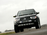 Pictures of Walkinshaw Performance Mitsubishi L200 Double Cab 2006–10
