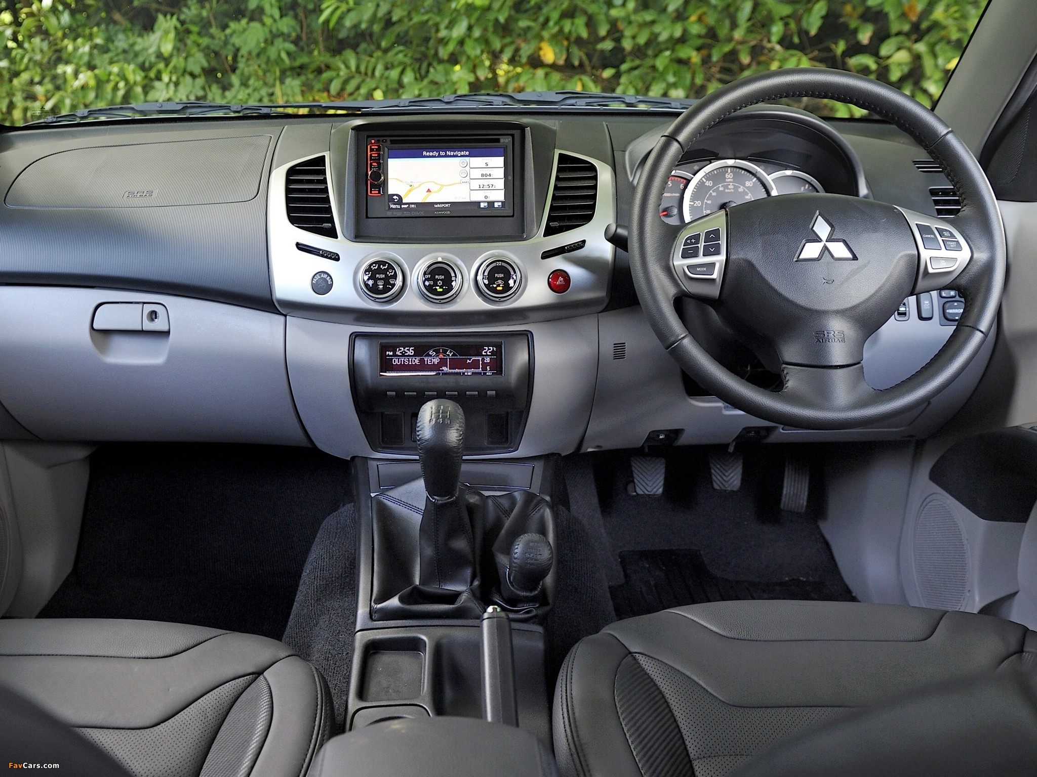 Pictures of Mitsubishi L200 Barbarian 2010 (2048 x 1536)