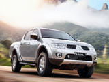 Pictures of Mitsubishi L200 Triton HPE 2012–13