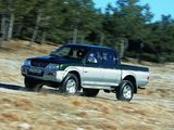 Mitsubishi L200 Magnum 1996–2001 wallpapers