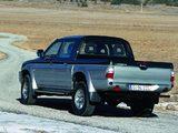 Mitsubishi L200 Magnum 1996–2001 wallpapers