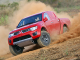Mitsubishi L200 Triton ER 2012–13 wallpapers