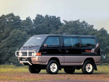 Images of Mitsubishi L300 4WD 1986–90