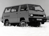 Mitsubishi L300 4WD 1982–86 wallpapers