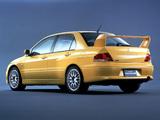 Images of Mitsubishi Lancer GSR Evolution VII (CT9A) 2001