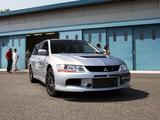 Images of Mitsubishi Lancer Evolution IX Wagon 2005