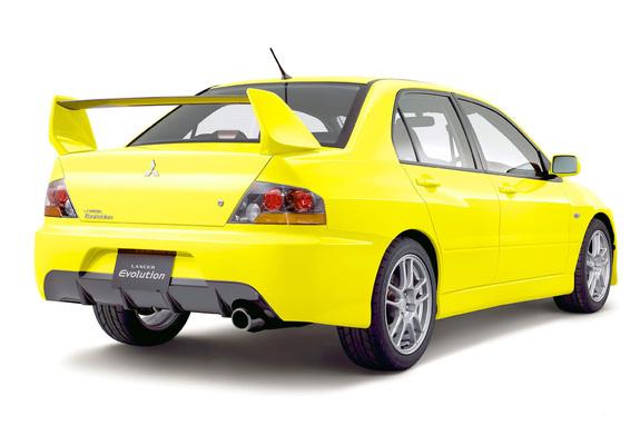 Images Of Mitsubishi Lancer Evolution Ix Uk Spec 200507