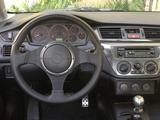Images of Mitsubishi Lancer Evolution IX MR 2006–07