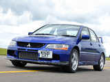 Images of Mitsubishi Lancer Evolution IX FQ-360 2006–07