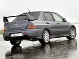 Images of Mitsubishi Lancer Evolution IX MR FQ-360 Final Edition 2007