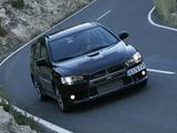 Images of Mitsubishi Lancer Evolution X EU-spec 2008
