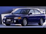 Images of Mitsubishi Lancer GSR Evolution IV (CN9A) 1996–97