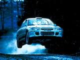 Mitsubishi Lancer Evolution Rally Version 1992 wallpapers