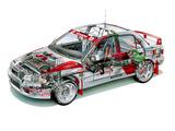Mitsubishi Lancer Evolution III Gr.A WRC 1996 photos