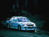 Mitsubishi Lancer Evolution III Gr.A WRC 1996 pictures