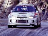 Mitsubishi Lancer Evolution IV Gr.A WRC 1997–98 images