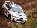 Mitsubishi Lancer Evolution IV Gr.A WRC 1997–98 photos