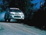 Mitsubishi Lancer Evolution IV Gr.A WRC 1997–98 pictures