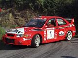 Mitsubishi Lancer RS Evolution VI Gr.A WRC 1999 images