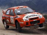 Mitsubishi Lancer RS Evolution VI Gr.A WRC 1999 pictures