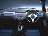 Mitsubishi Lancer GSR Evolution VII (CT9A) 2001 pictures