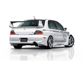 VeilSide Mitsubishi Lancer Evolution VIII 2003–05 photos
