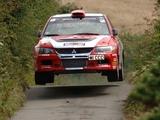 Mitsubishi Lancer Evolution IX Race Car 2005–07 images