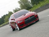 Mitsubishi Lancer Evolution Concept-X 2005 images