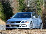 Mitsubishi Lancer Evolution IX 2005–07 images