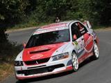 Mitsubishi Lancer Evolution IX Race Car 2005–07 photos