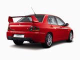 Mitsubishi Lancer Evolution IX 2005–07 pictures