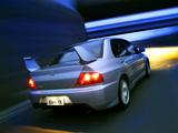 Mitsubishi Lancer Evolution IX UK-spec 2005–07 pictures