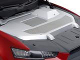 Mitsubishi Lancer Evolution Concept-X 2005 pictures