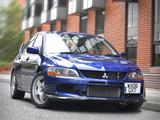 Mitsubishi Lancer Evolution IX FQ-360 2006–07 photos