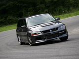 Mitsubishi Lancer Evolution IX Wagon MR 2006 pictures
