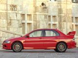 Mitsubishi Lancer Evolution IX MR 2006–07 pictures