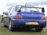 Mitsubishi Lancer Evolution IX FQ-360 2006–07 pictures
