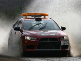 Mitsubishi Lancer Evolution X Group N 2007 photos