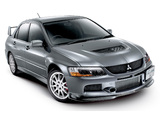 Mitsubishi Lancer Evolution IX MR FQ-360 Final Edition 2007 wallpapers