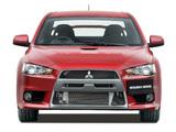 Mitsubishi Lancer Evolution X 2008 images