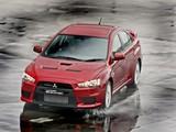 Mitsubishi Lancer Evolution X 2008 photos