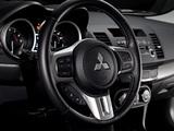 Mitsubishi Lancer Evolution GSR US-spec 2008 pictures