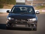 Mitsubishi Lancer Evolution SE US-spec 2009–10 images