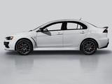 Mitsubishi Lancer Evolution X Carbon Series 2012 images