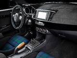 IND Mitsubishi Lancer Evolution X 311RS 2013 wallpapers